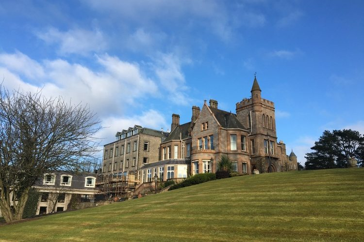 A Stylish Getaway at the Culloden Estate and Spa Belfast