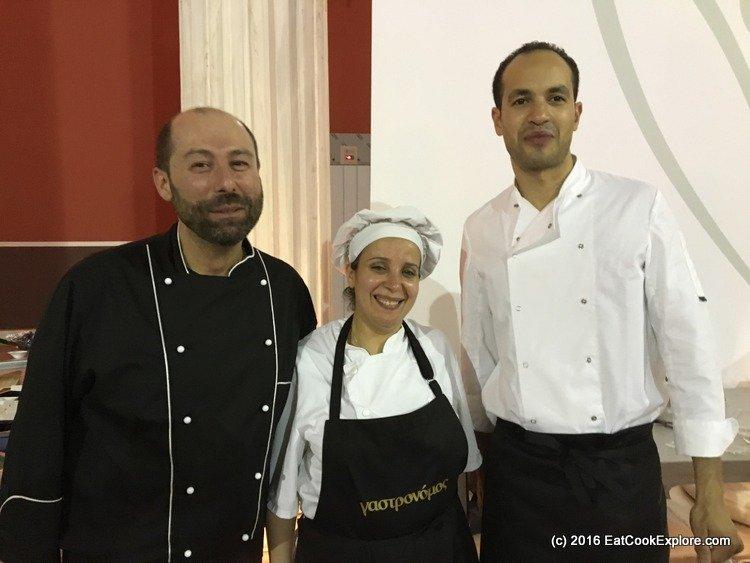 Gastronomos Awards The Notos Team