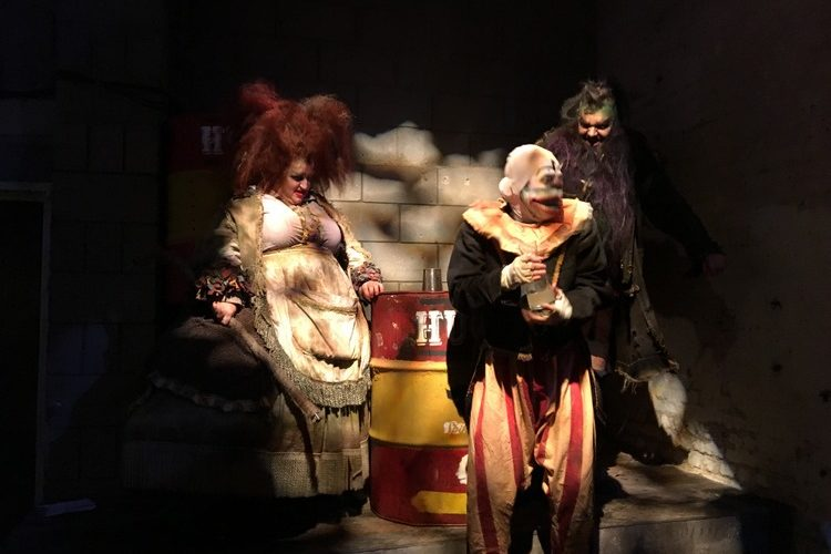 Dinner at the Twits – An Immersive Theatre Experience