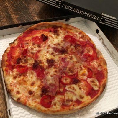 Explosive Etna Pizza Delivered to Your Door