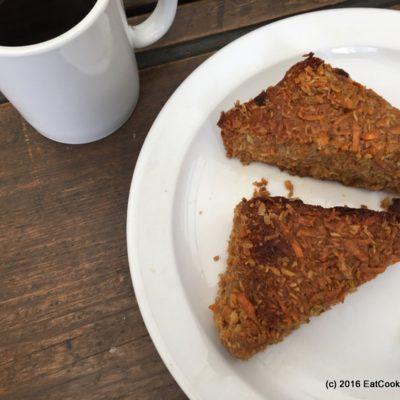 Dominican Sweet Potato Cake Pan de Batata