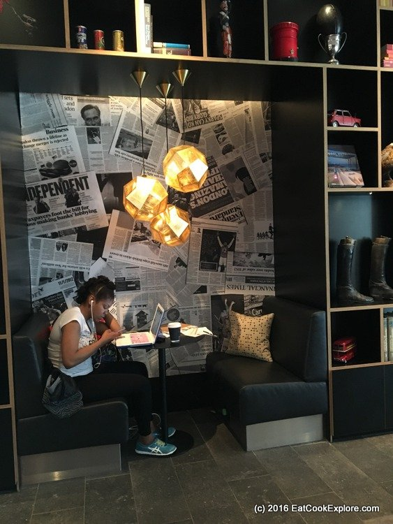 Hotel Review Citizenm Hotel Tower Hill The New Word In