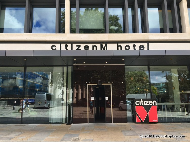 CitizenM Hotel Tower Hill