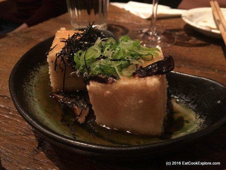 kiri-bond-street Agedashi Tofu