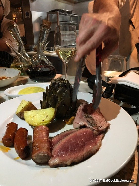 Morada Brindisa Calcatoda Meat Feast