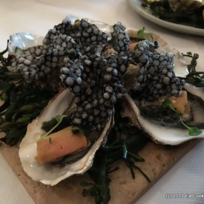 Best Dressed Irish Oysters
