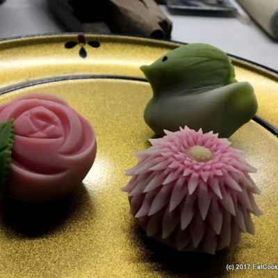 The Art of Making Wagashi Japanese Sweets