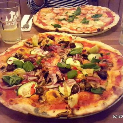 The Honest Italian – Wood Fire Pizza in Balham