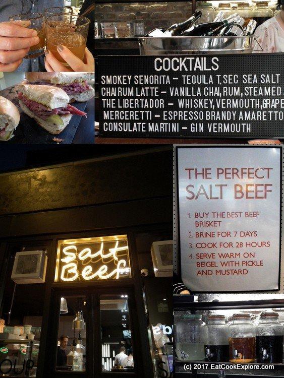 Mercert and co Salt Beef