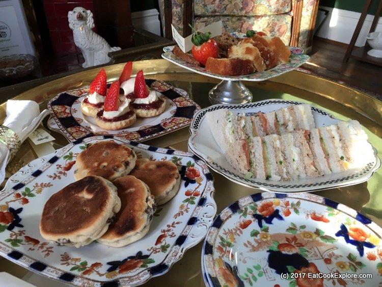 Afternoon Tea Swansea Dylan Thomas House