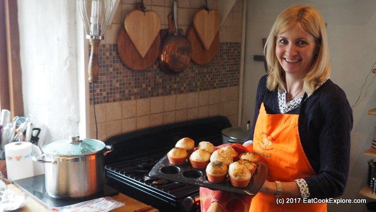 Lisa Fearn Pumpkin Patch Cookery School