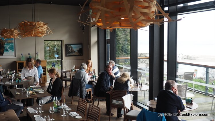 Coast Restaurant Saundersfoot