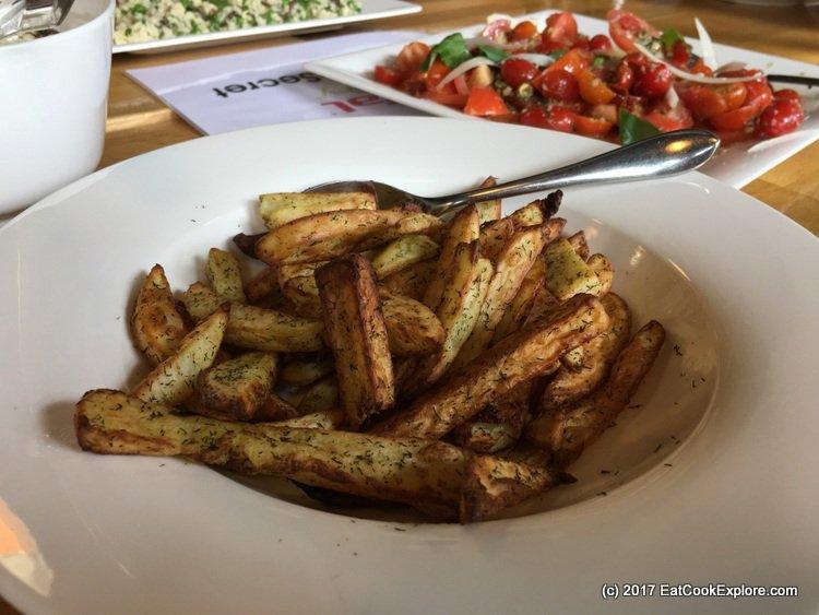 Tefal Actifry Crispy Chips