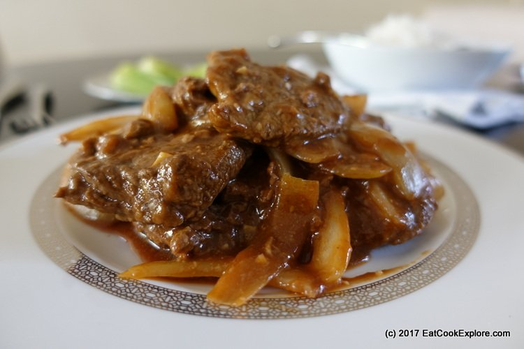 Cantonese style sweet and sour fillet steak eat cook explore What is style