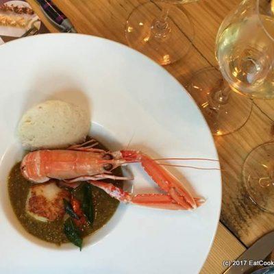 Macon+Name of Village Wine Pairing Dinner at Carousel