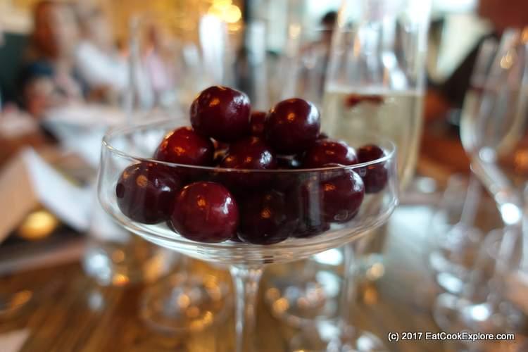 Jerte Picota Cherries from Spain