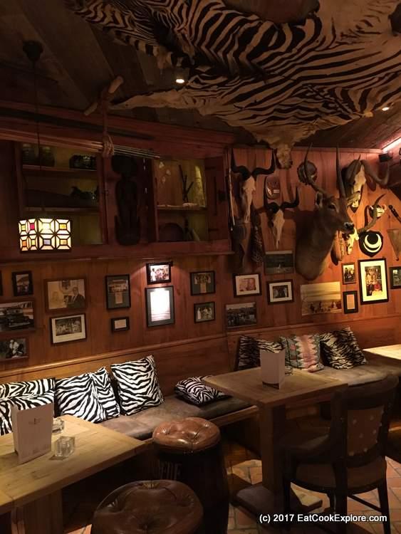 Roland Koch Lodge Bar Europa Park