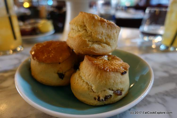 Perfect Home Made Scones Barbecoa Picadilly