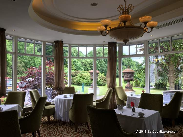 The River Room at Galgorm Resort and Spa Northern Ireland