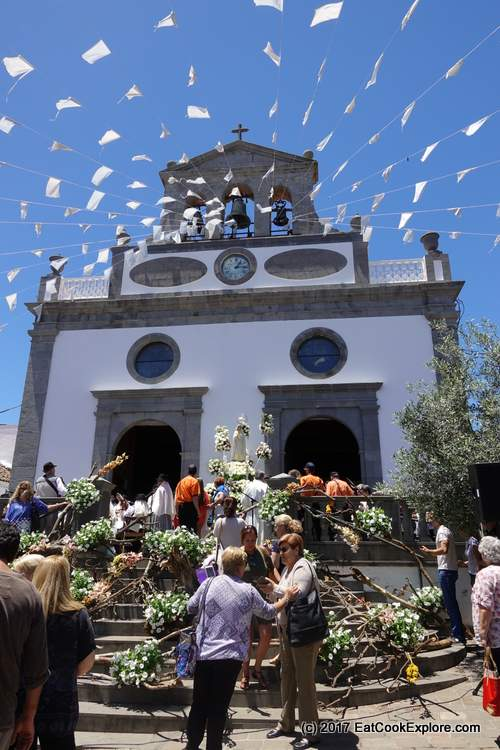 Gran Anfi Market Excursions - Lively Fiesta day at San Mateo village
