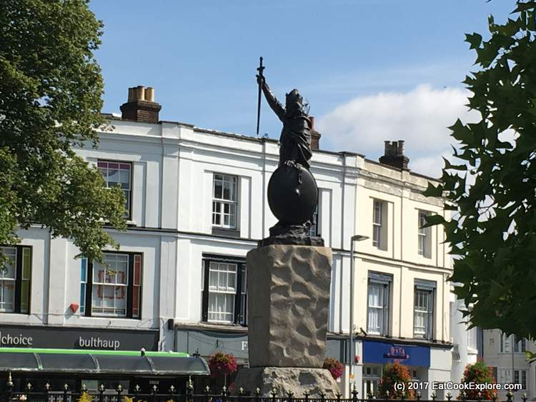 Visit Historic Winchester King Alfred the Great