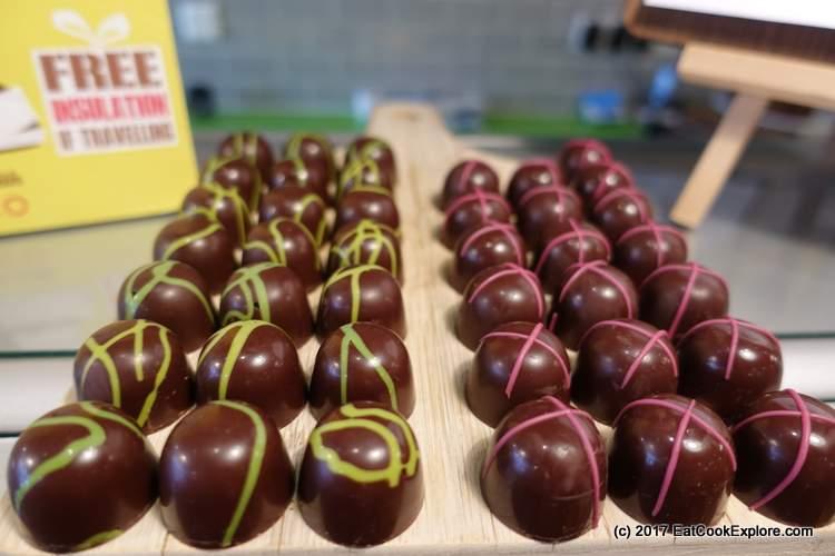 Winchester Chococo Chocolate Shop