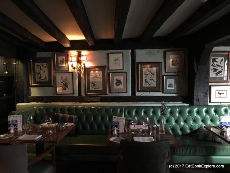 Winchester Oldest Restaurant