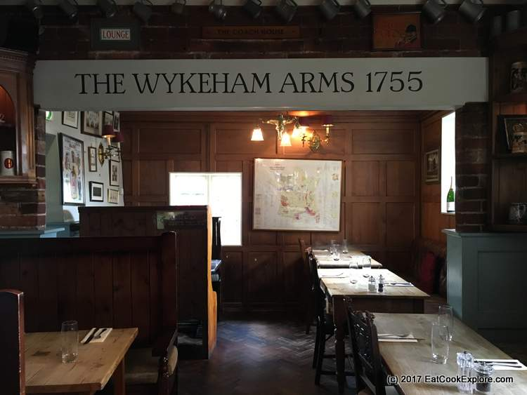Winchester Wykeham Arms