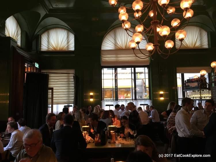 The Wigmore Tavern at The Langham Upper Regent Street