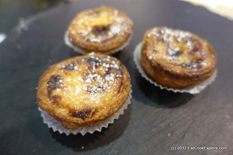 Natas made by a Brazilian in Northern Ireland