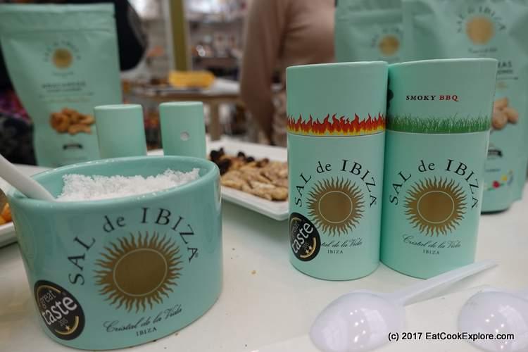Beautiful packaging Ibiza Salt