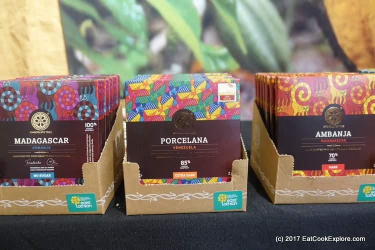 Chocolate Tree's beautiful packaging