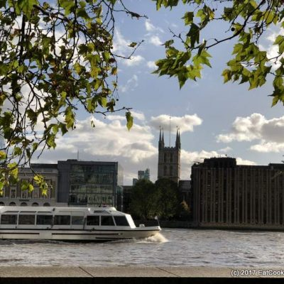 My Sunday Photo: Tate Modern Across the Thames