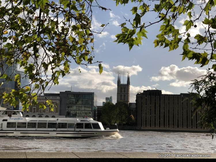 Tate Modern Across the Thames