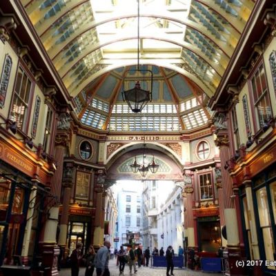 Sunday Photo: Leadenhall Market