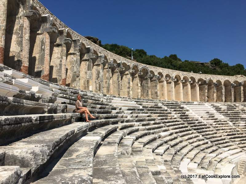 My Sunday Photo: Aspendos Theatre in Antalya