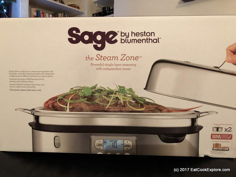 Sage The Steam Zone