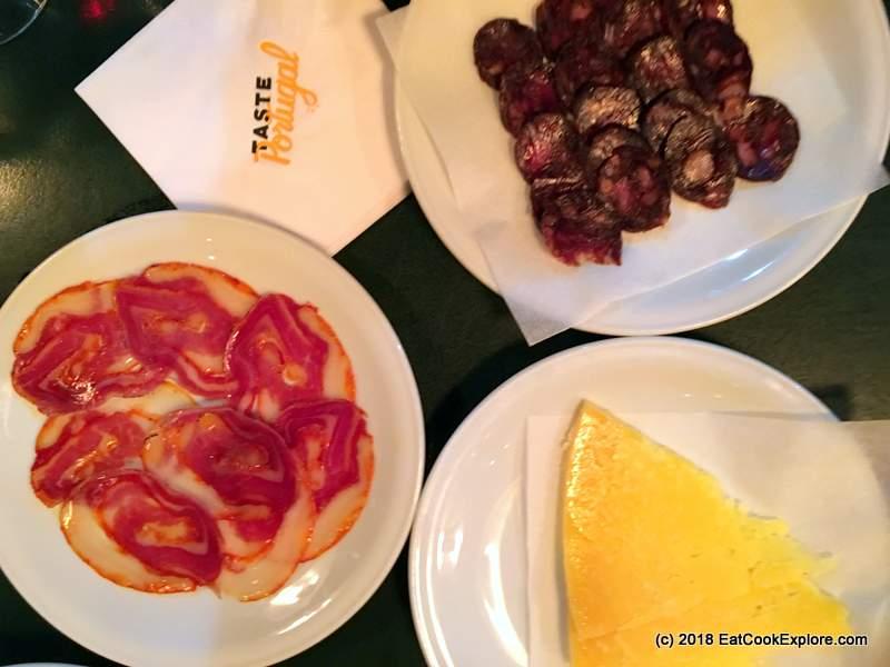 Taste Portugal Portuguese Charcuterie