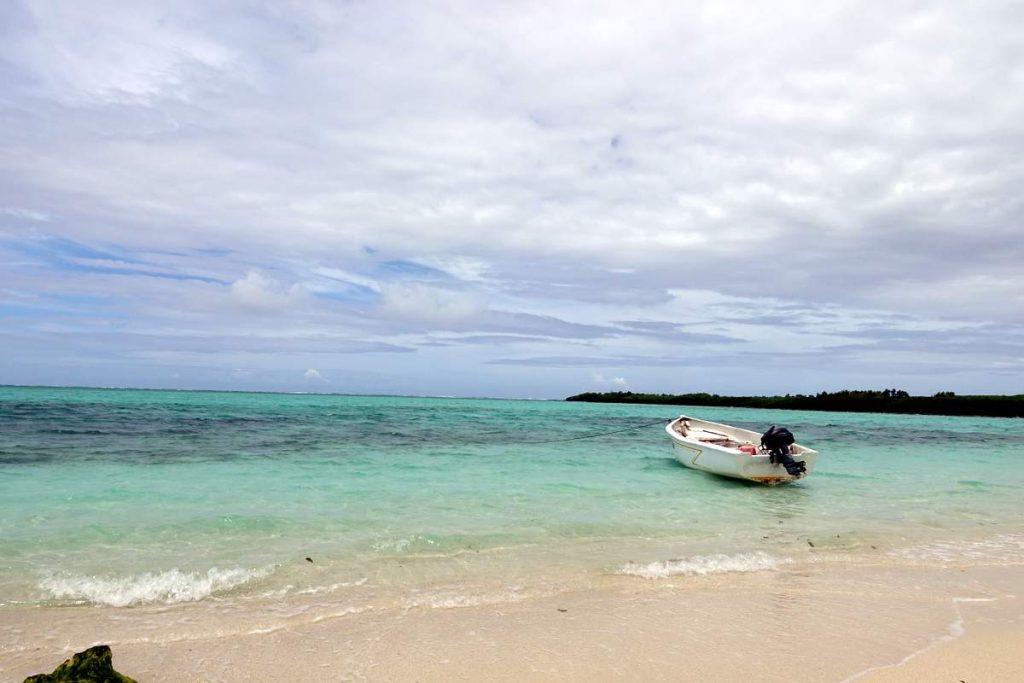 Rodrigues Island Crystal Clear Seas