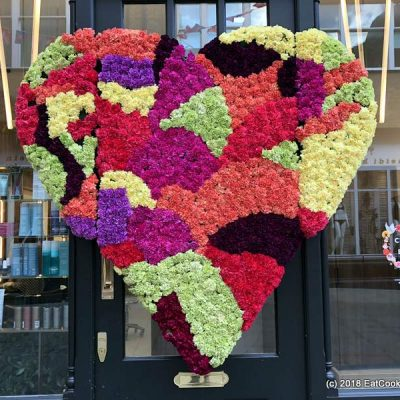 Chelsea In Bloom The Summer of Love- A guide in pictures #ChelseaInBloom