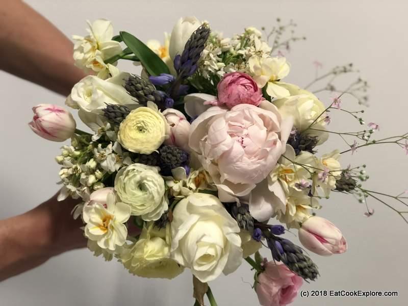 The Spring Bouquet I made