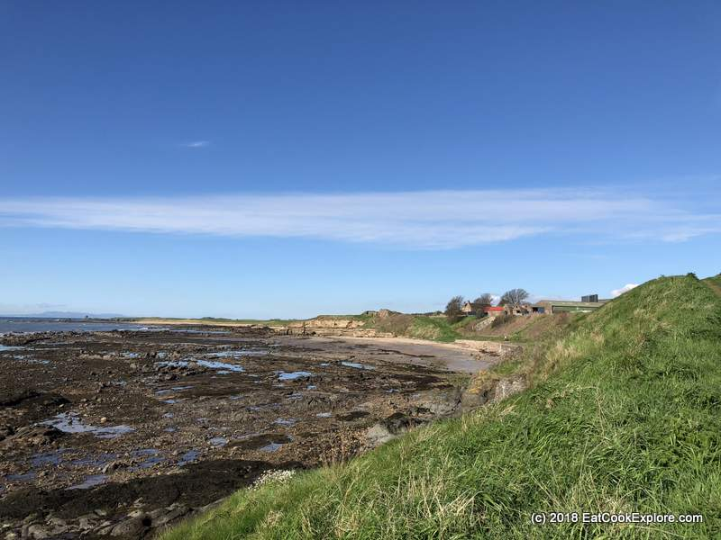 Fife Coastal Path Elie