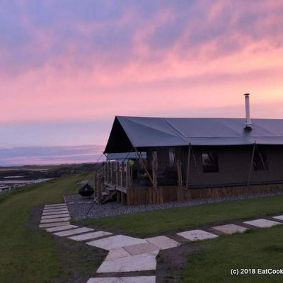 Stylish Glamping at Catchpenny Safari Lodges Elie Fife