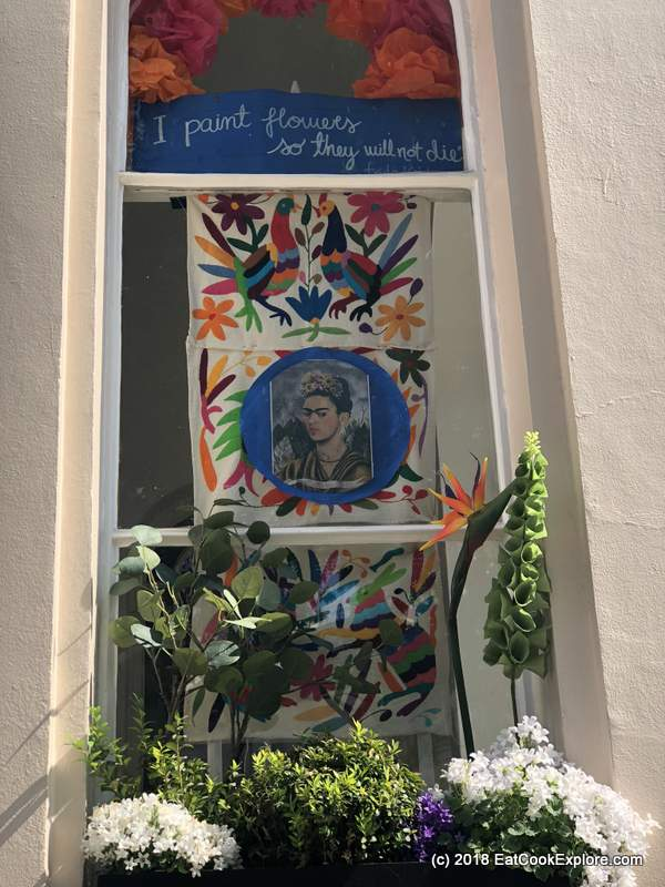 Frida's Belgravia Mexican Embassy