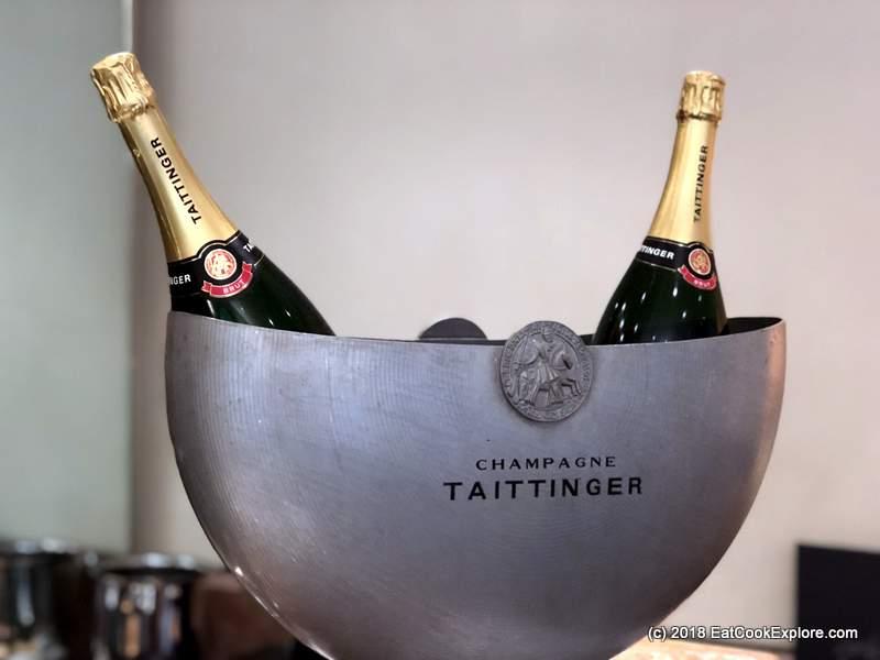 Champagne Afternoon Tea at Ametsa at COMO The Halkin