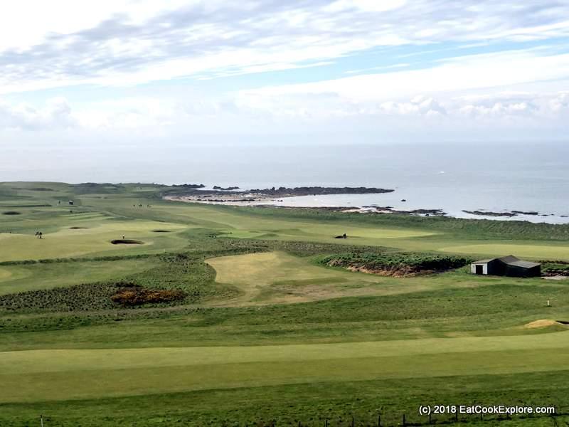 Earlsferry Links Golf Course Fife