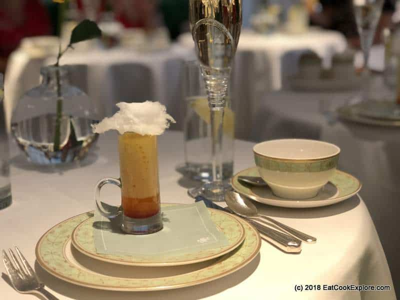 Grosvenor House AFternoon Tea