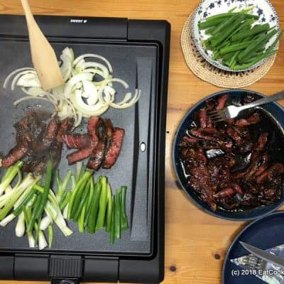 Product Review: Judge electric tabletop grill