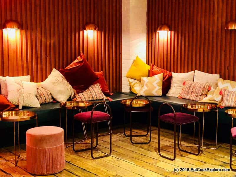 Sarona Middle Eastern Restaurant Clerkenwell Review
