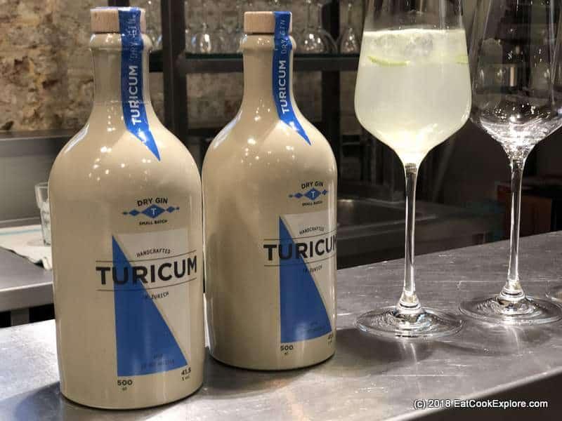 Visit Zurich Turicum Gin